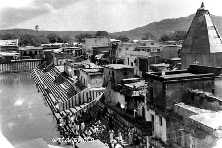 Old Pushkarini, Tirumala