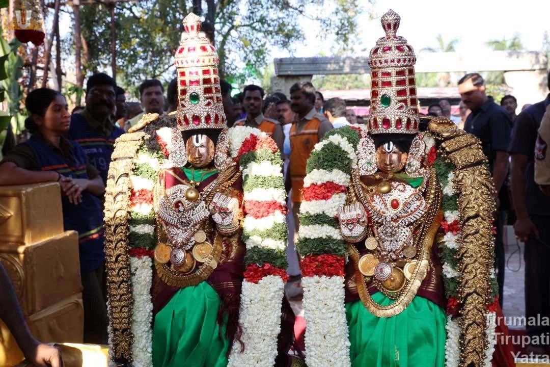 Padmavathi Parinayam