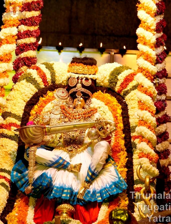 Dolotsava/ Unjal Seva - Tirumala Tirupati Yatra