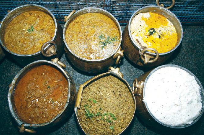 Food Offerings, Tirumala