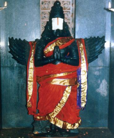 statue of Garuthmantha