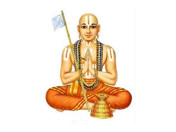 Ramanuja's Service