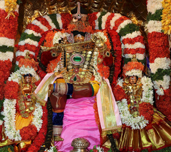 Sri Sundara Raja Swamy