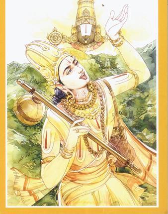 Annamacharya - Tirumala Tirupati Yatra