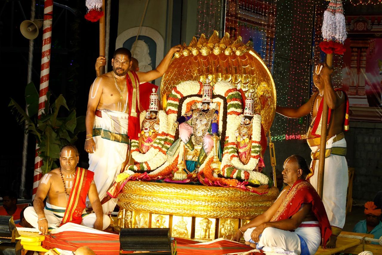 Peddha Sesha Vahanam
