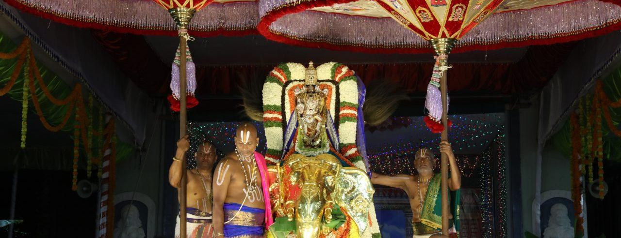 Tirumala Brahmotsavams 2018
